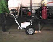 Видео-презентация нашего электро-парковщика. Часть 2