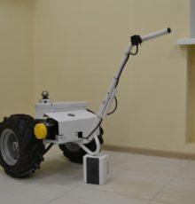 Электро-парковщик для прицепов, домов на колесах и катеров